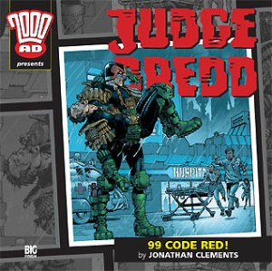 Judge Dredd - 99 Code Red
