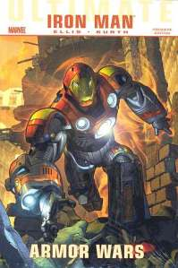 19 Iron Man Armor Wars