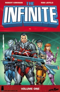 29 The Infinite Robert Kirkman