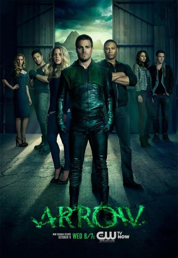 Arrow Cast 0001