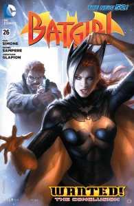 Batgirl 26