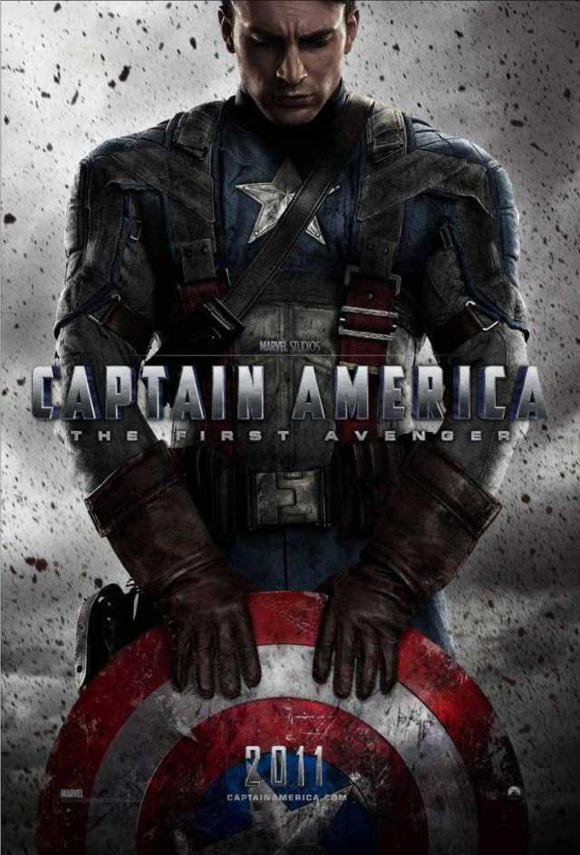 Captain America: The First Avenger | Shadowhawk's Shade