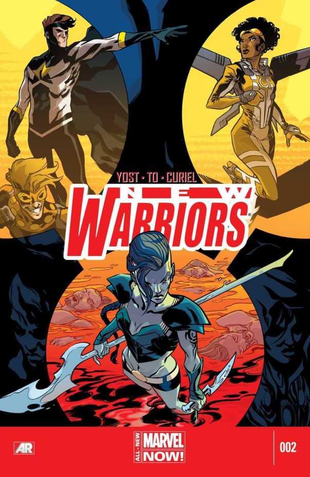 New Warriors 02