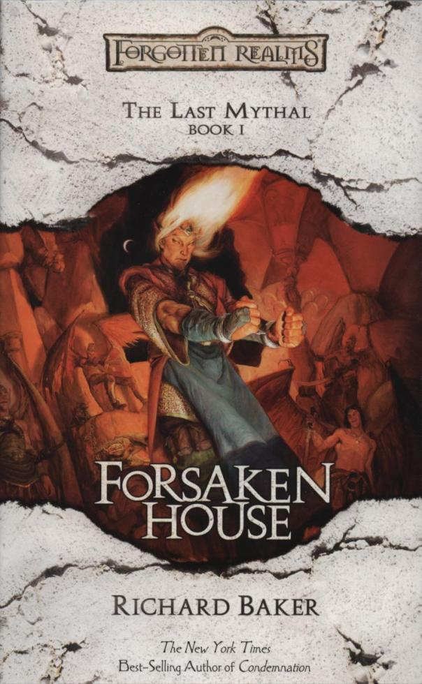 Forsaken House Richard Baker