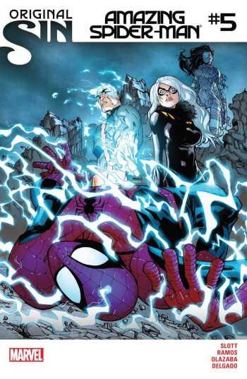 Amazing Spider-Man 005